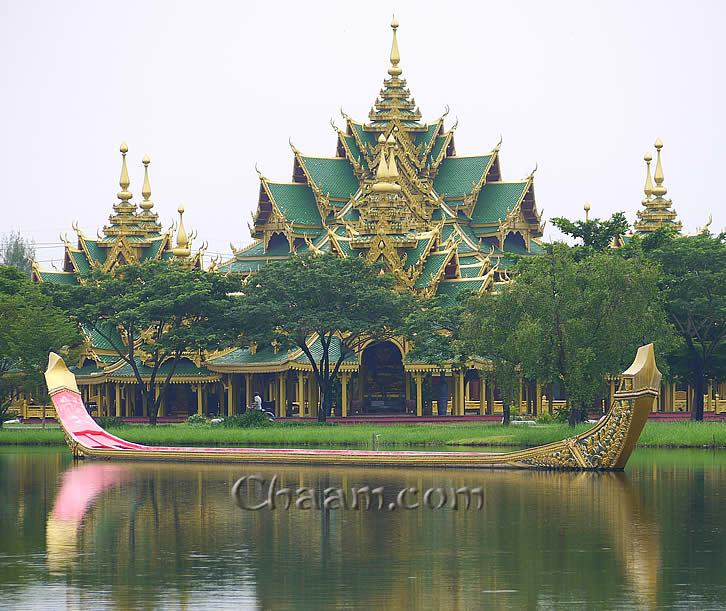 Pavillon of the Enlightened Thailand