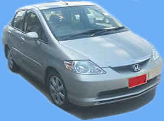Honda City 1,5 automatic