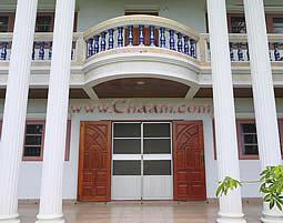 Makamong wood Entrance doors