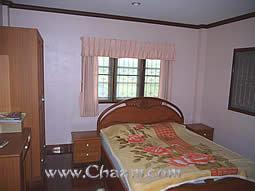 First Sleeping Room in Cha-Am Villa