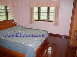 Second Villa Sleeping Room