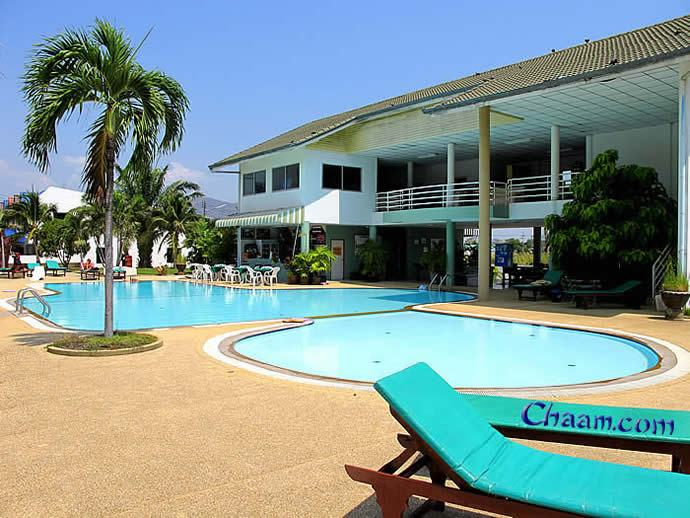 Cha-Am Sport Village Swimming Pool