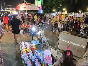Night Market in Cha-Am