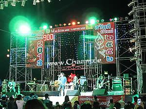 Thai Rock Music in Cha-Am