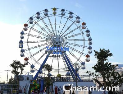 Santorini Amusement Park Cha Am Bangkook Phetkasem Road