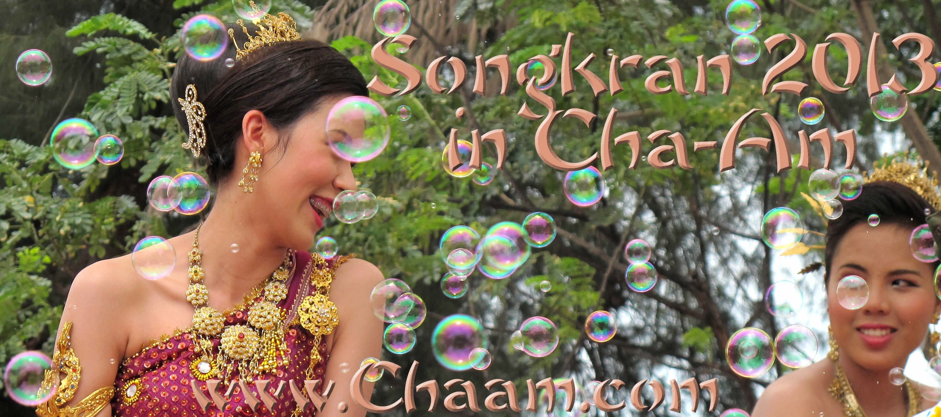 Cha-Am Songkran