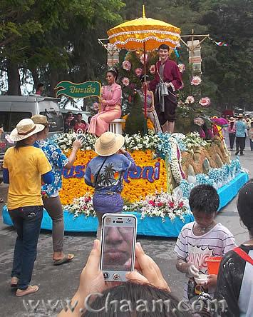 Songkran Cha-Am with Dusit Thani hotel