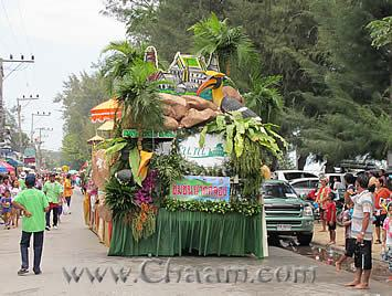 Songkran Cha-Am with big fun factor