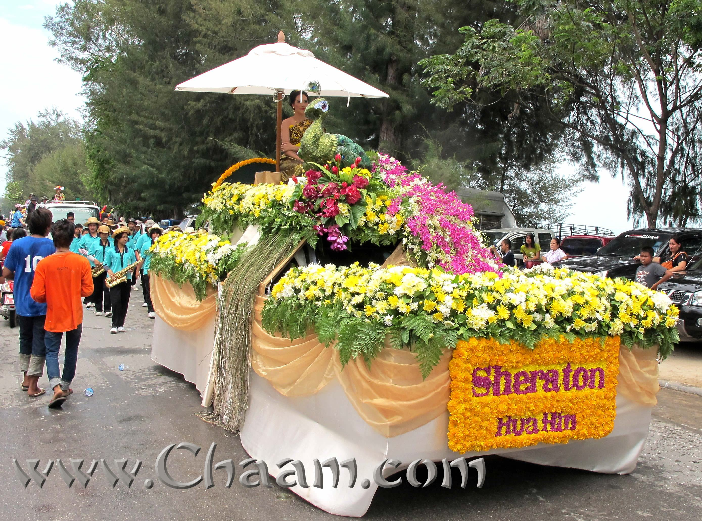 Sheraton Hotel Hua Hin at Songkran Cha-Am