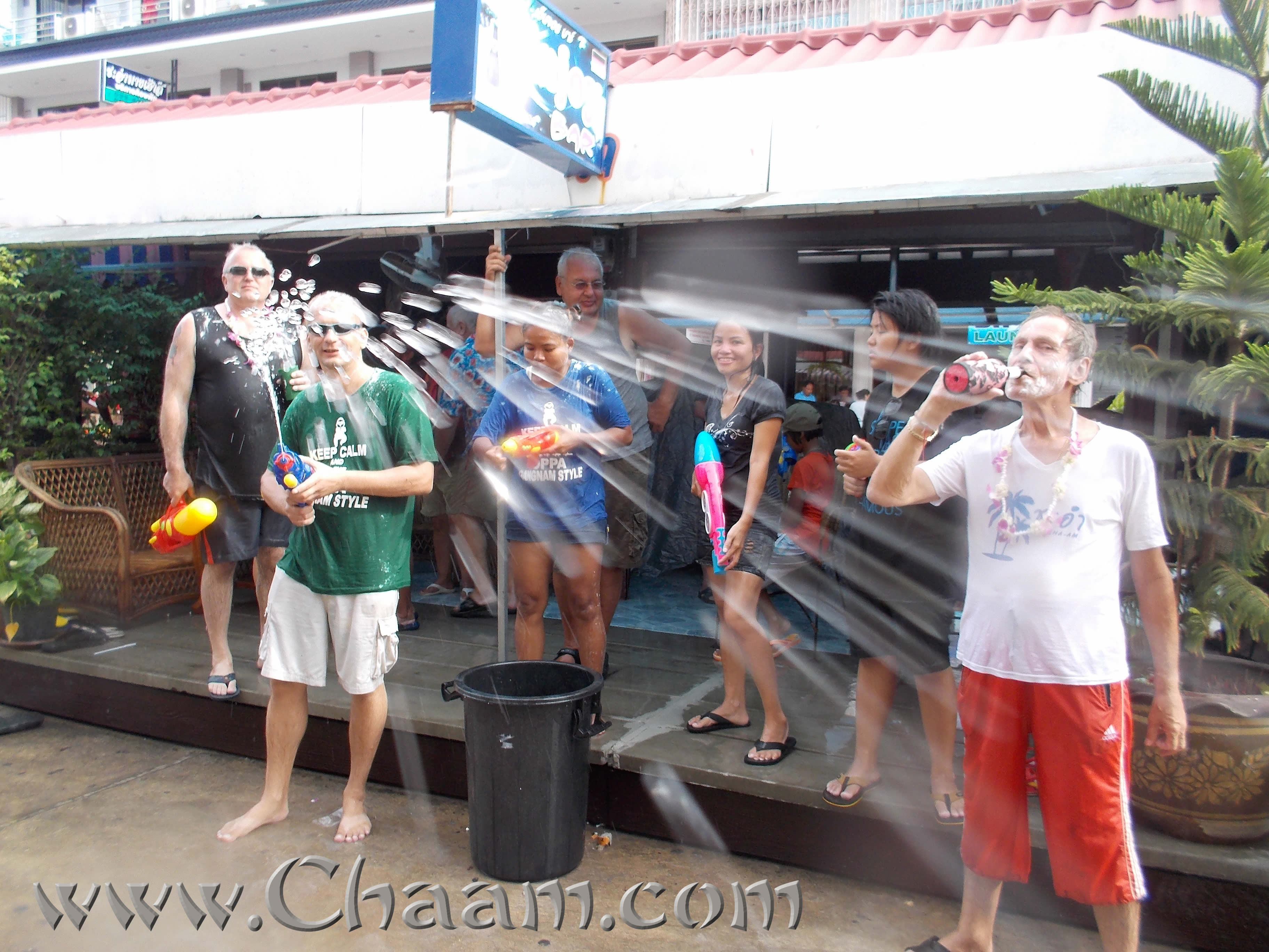 Enjoy Bar Cha-Am Thailand from Bruno Bucher