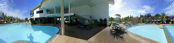 Sport Village 360 degrees Panorama picture